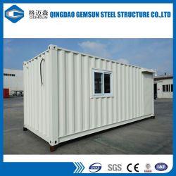 Bewegliches vorfabriziertgehäuse-hergestelltes modulares Behälter-Haus