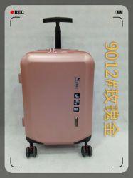 도매 PC 카본 파이버 트롤리 롤링 여행 가방 가방 가방(스피너 캐스터 포함