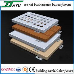 2mm 2,5 mm 3 mm en aluminium PVDF PEINTURE PANNEAU solide pour la construction de décoration