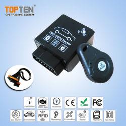 OBD2 GPS Tracker автомобильной сигнализации сканера беспроводной электронной блокировки запуска двигателя (ТК228-KH)