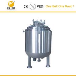 Fabrication sur mesure cuve de mélange en acier inoxydable