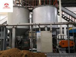 使用された料理油、Boidieselの有機肥料、バルクオイルを作り出す不用な植物油、台所無駄、不用なオイルのプロセス用機器または機械または機械装置