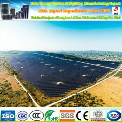 De Bescherming van de Bliksem van het Systeem van de ZonneMacht van het Huis van de Zonne-energie 15kw van het Systeem van het Net