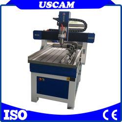 6090 1.5kw 2.2kw bearbeitet CNC-Stich-Holzbearbeitung Mini-CNC-Fräser für Metallkupfernen hölzernen Steinjade-Aluminiumpreis maschinell