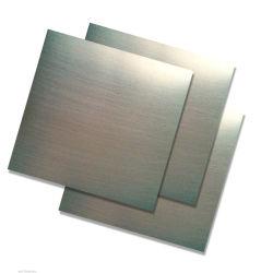 N06601 en alliage de nickel Inconel 601 Feuille de la plaque pour Power Generation