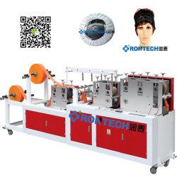 En papier jetables bandeaux élastique Sèche cheveux de maintien en place de bandes Making Machine