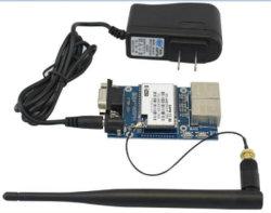 RS232/485 Uart для последовательного порта Ethernet беспроводной модуль с системной платы адаптера Development Kit Hlk-RM04 Startkit