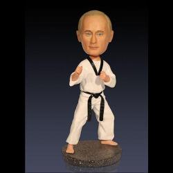 블라디미르 푸틴 러시아 대통령 돌르