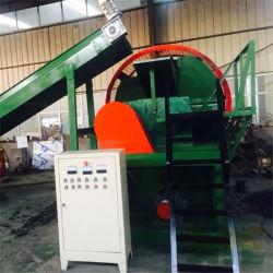 Trinciatrice dell'automobile della tagliuzzatrice dello scarto di metallo dell'asta cilindrica del doppio di alta qualità della fabbrica della Cina