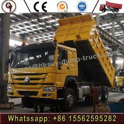 De Vrachtwagen van de Kipper van de Kipwagen van de Vrachtwagen van de Stortplaats van de Wielen van HOWO 6X4 336/371HP 10