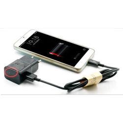 1080P, P2p de WiFi USB Cargador de red IP de la pared de la cámara de vídeo de la seguridad inalámbrica Cam DVR +8G