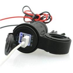 2 운반 소형 빠른 비용을 부과 이중 USB 차 충전기 접합기