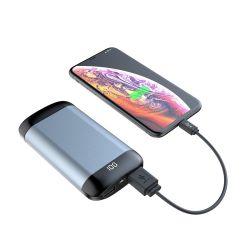 Q66 5.0 sem fio do fone de ouvido Bluetooth HD auscultadores estéreo com microfone duplo 6000mAh estojo de carregamento