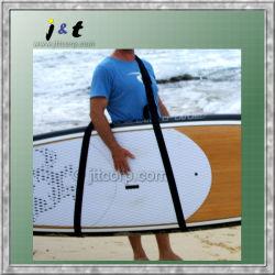 Comercio al por mayor fabricante chino Best-Selling personalizados promocionales Hacer tabla de surf Accesorios surf Sup Stand Up Paddle Board Carrier eslinga bandolera