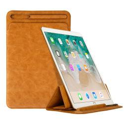 Новая конструкция хорошего качества из натуральной кожи iPad футляр из натуральной кожи для планшетного ПК iPad 9,7