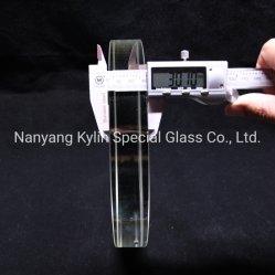 Reflex de nivel de agua el indicador de vidrio