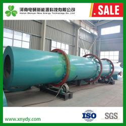 La arcilla de la máquina de secado / Roatry secador de tambor / equipos de secado con el mejor precio