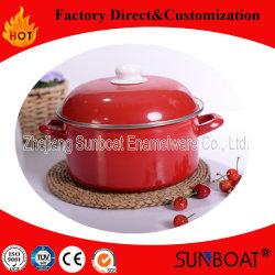Enamelware per il Cookware stabilito degli elettrodomestici della casseruola della cucina