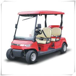 Cer genehmigte 4 Seater das elektrische langsame Fahrzeug-neues Modell (DG-LSV4-2)