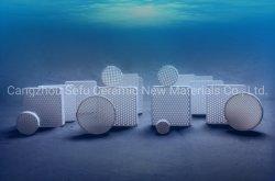 Matériaux de fonderie d'Honeycomb filtre en céramique pour la coulée