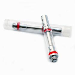 Tanque de vidro Pyrex Cartucho do óleo de CO2 Ce3 Atomizador Bud Toque Brir Cera da bobina de cerâmica 510 Vaporizador de cera