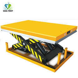 3t 4t 5t Highquality Fixed Truck Scissor Lift Table