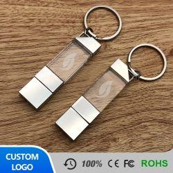 Новый стиль Crystal USB Memory Stick™ с 3D, лазерный логотип 16ГБ