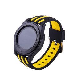 De aangepaste Band van het Horloge van het Silicone van de Grootte Slimme voor het Horloge van de Appel