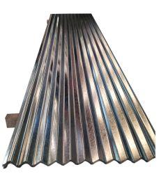 Papelão Ondulado galvanizado Telhas Metálicas Preço de folhas para a Régua de instrumentos e material de construção