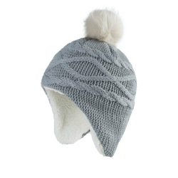Bebé niño niña bebé niño Hat Cálido gorro de punto crochet Hat