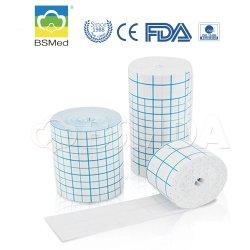 Хирургических Non-Woven крепежные клейкой ленты одевания 10cmx10m