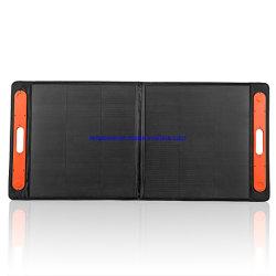 ETFE Surface Portable Mono Solar 접이식 백 태양열 패널 충전기 휴대폰 노트북 디지털 기기에 사용