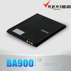 1700Мач BA900 аккумулятор для Sony Ericsson ST26I Xperia J LT29i Xperia T TX GX LT30