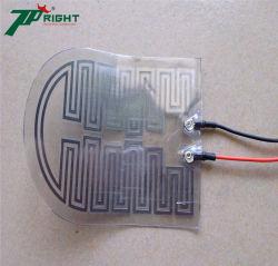 Los productos de alta demanda de ITO transparente flexible de calentador de la película de PET