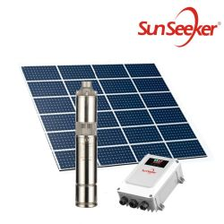 500W BoreholeかタイのIrrigationのためのWell DC Submersible Solar Water Pumps Complete Set