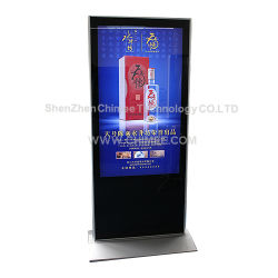 55 Inch Standing LCD Display for Advertising
