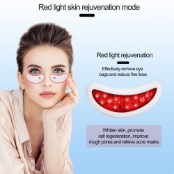 LED-Augenpflegegerät für rotes Licht Falten unter Augenklappe Bestrahlungsgerät