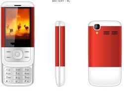 De Telefoon van de dia met Één Batterij: 4c 800mha Één Lader: 500mha één Oortelefoon: Dubbel Oor met Mic