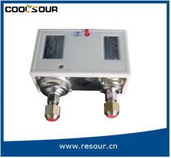 圧力コントローラスイッチ、自動および手動圧力制御