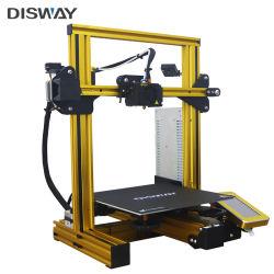 De volledige 3D Druk van de Printer van de Uitdrijving PLA van de Sectie van het Profiel van het Aluminium van het Frame van het Metaal