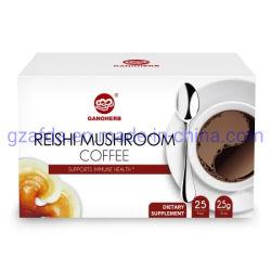 قهوة جانوديرما لوسيدوم ريشي موشروم عشب فورية عالية الجودة