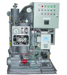 15ppm Bilge alarma para el aceite del separador de agua Equipos marinos