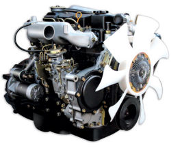 Novíssimo resfriada veículo da Nissan Motor Diesel/ Motor a Diesel (Qd32/QD32Ti)