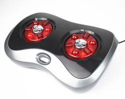 Fonction électrique infrarouge de la chaleur du corps entier de points d'Acupuncture pétrissage de la santé de l'air pied masseur vibrant distributrices de pression