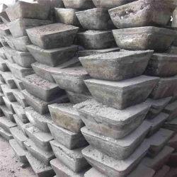 Prezzo di fabbrica lingotto di antimonio 99% di purezza elevata CAS 7440-36-0