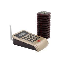 게스트 페이징 대기열 관리 시스템 전화 진동 페이저 버저 레스토랑