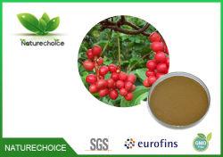 Schisandra Chinensis extracto, Schisandra Chinensis Berry Extraia Schisandrins 1%-9%