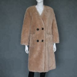 آيسلندا الأغنام الستر النساء أزياء الشتاء يغلّف نمط فضفاض