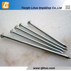 磨かれたか電気電流を通されるか、または熱いすくいの電流を通された共通の釘