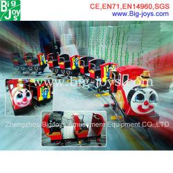 Amusements manèges de train électrique pour la vente, Centre Commercial électrique des trains (BJ-ET26)